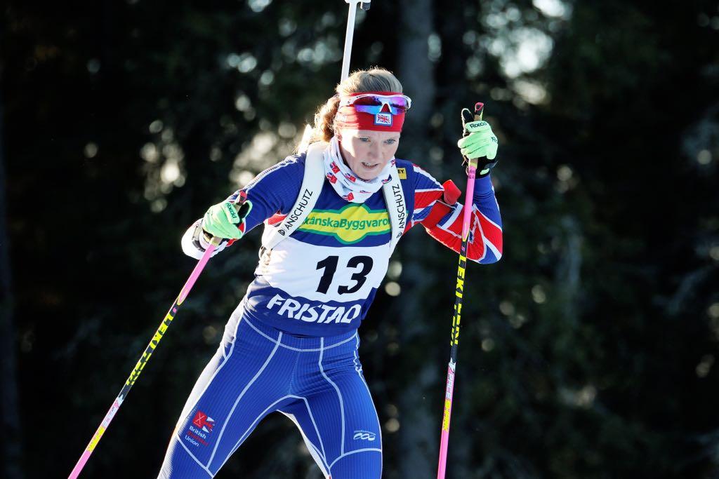 Amanda Lightfoot Selected To Represent GB at the PyeongChang Olympic Games