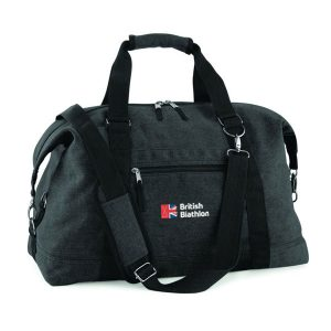 British Biathlon Holdall Black